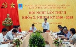 Hội nghị mở rộng BCH Đảng bộ PV GAS khóa X - Lần II