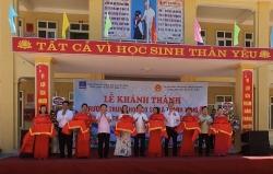 PV GAS tài trợ 5 tỷ đồng xây trường THCS tại Nghệ An
