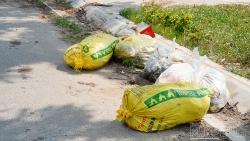 Hà Nội: Đại lộ nghìn tỷ nhếch nhác, ngập rác