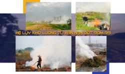 Hà Nội: Hệ lụy khó lường từ vấn nạn đốt rơm rạ