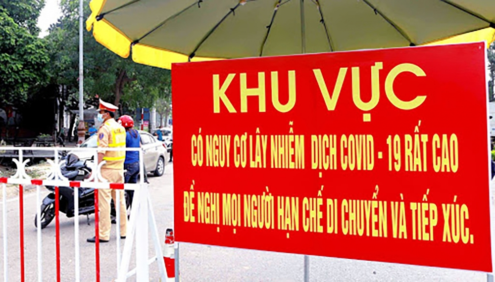 Hai ca dương tính SARS-CoV-2 di chuyển bằng xe khách từ Phan Thiết (Bình Thuận) về đến huyện Vĩnh Bảo, Hải Phòng