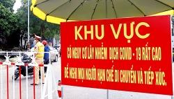 Hải Phòng ghi nhận thêm 3 ca mắc Covid-19 có liên quan ca bệnh tại Hà Nội