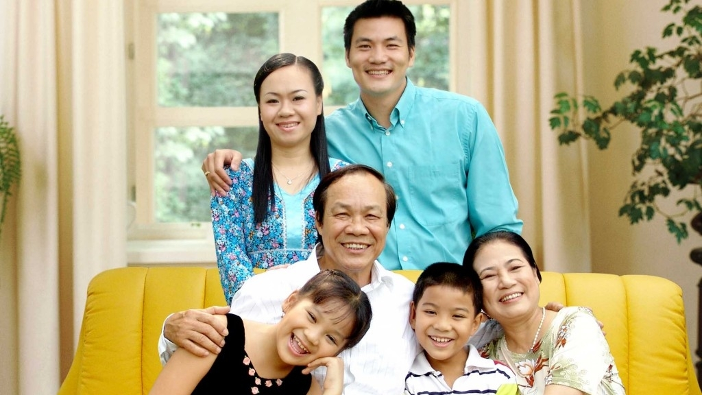 Ứng xử văn hóa để gia đình mãi là điểm tựa yêu thương