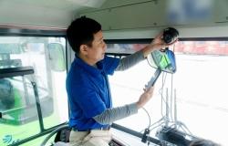 Kiến nghị lùi thời hạn xử phạt xe khách, xe tải chưa lắp camera