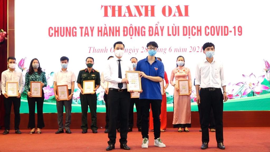 Bạn Nguyễn Trường Sơn ủng hộ Quỹ Vaccine phòng chống dịch Covid-19