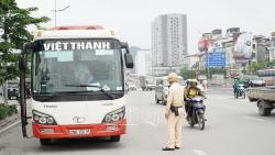 TP Hà Nội kiên quyết xử lý, kiểm điểm các lái xe thường xuyên vi phạm tốc độ