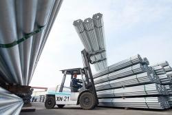 Các doanh nghiệp cần hạn chế xuất khẩu thép
