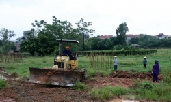 Vĩnh Phúc: Sẽ cưỡng chế 17 hộ dân dự án Khu đất dịch vụ phường Tích Sơn vào ngày 2/7