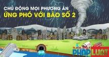 chu dong moi phuong an ung pho voi bao so 2