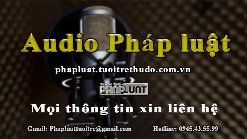 audio phap luat ngay 97phat hien nguoi phu nu van chuyen sung tu che