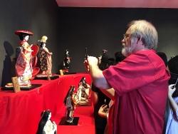 """Mãn nhãn với triển lãm """"Búp bê Truyền thống Nhật Bản"""" lần hai tại Hà Nội"""