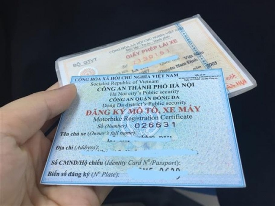 sinh vien ngoai tinh khong duoc dang ky xe bien ha noi tp ho chi minh