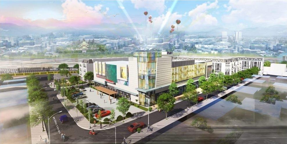 Hải Phòng thay thế chợ Sắt bằng trung tâm thương mại gần 6 000 tỷ đồng