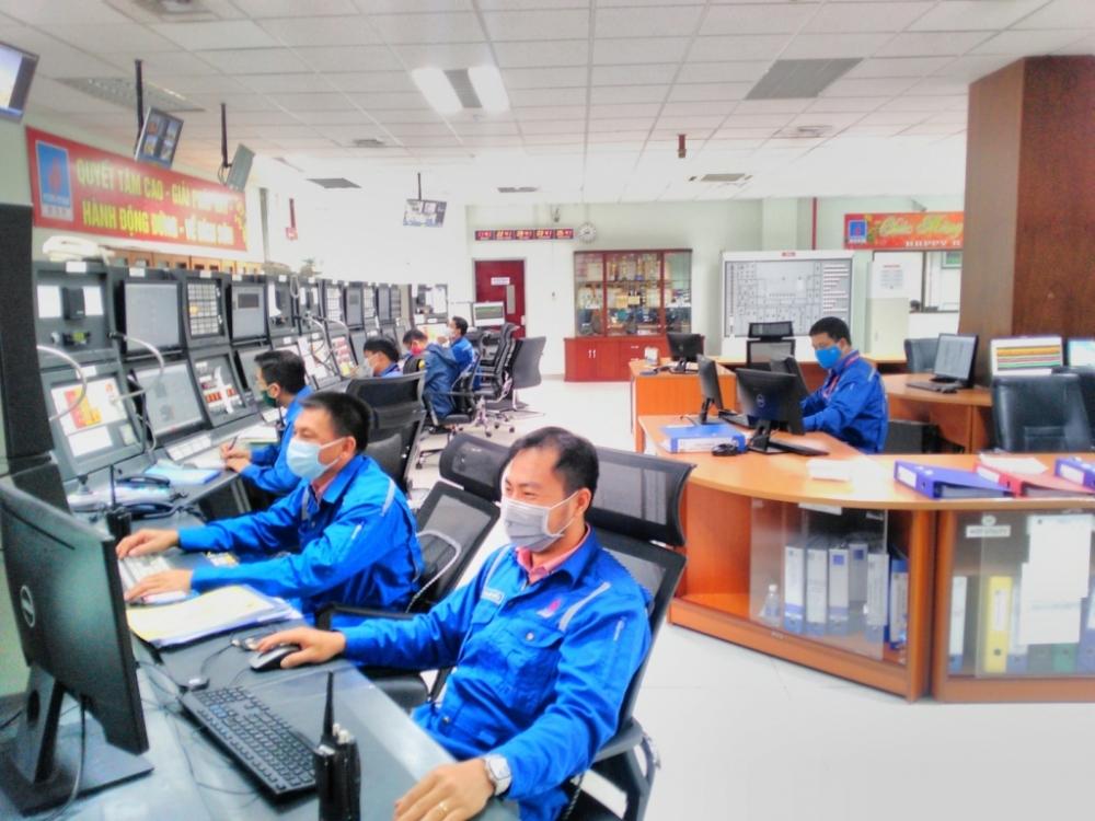 Người lao động Lọc dầu Dung Quất vững tâm trong dịch Covid-19