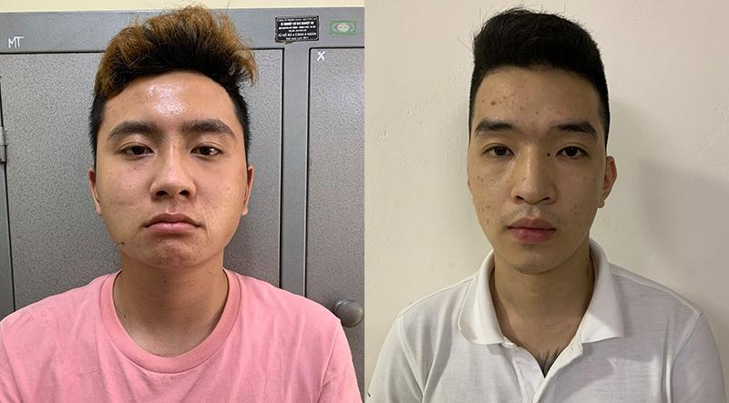 Nguyễn Đức Tài và Đào Duy Dũng bj khởi tố về hành vi chứa chấp, mua bán trái phép chất ma tuý