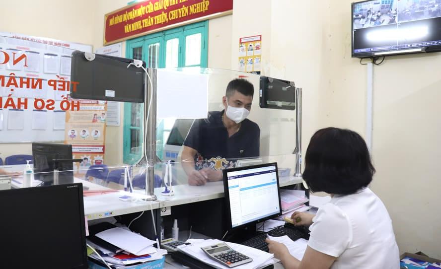 Hà Nội đẩy nhanh hoàn tất kết nối thủ tục hành chính trên Cổng dịch vụ công quốc gia