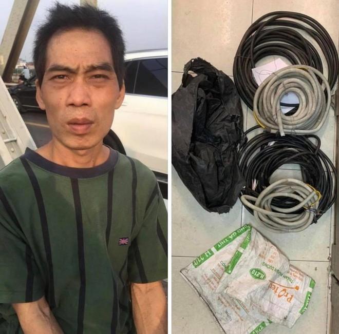 Hà Nội: Bắt đối tượng mang 2 tiền án vẫn tiếp tục đi trộm cắp tài sản