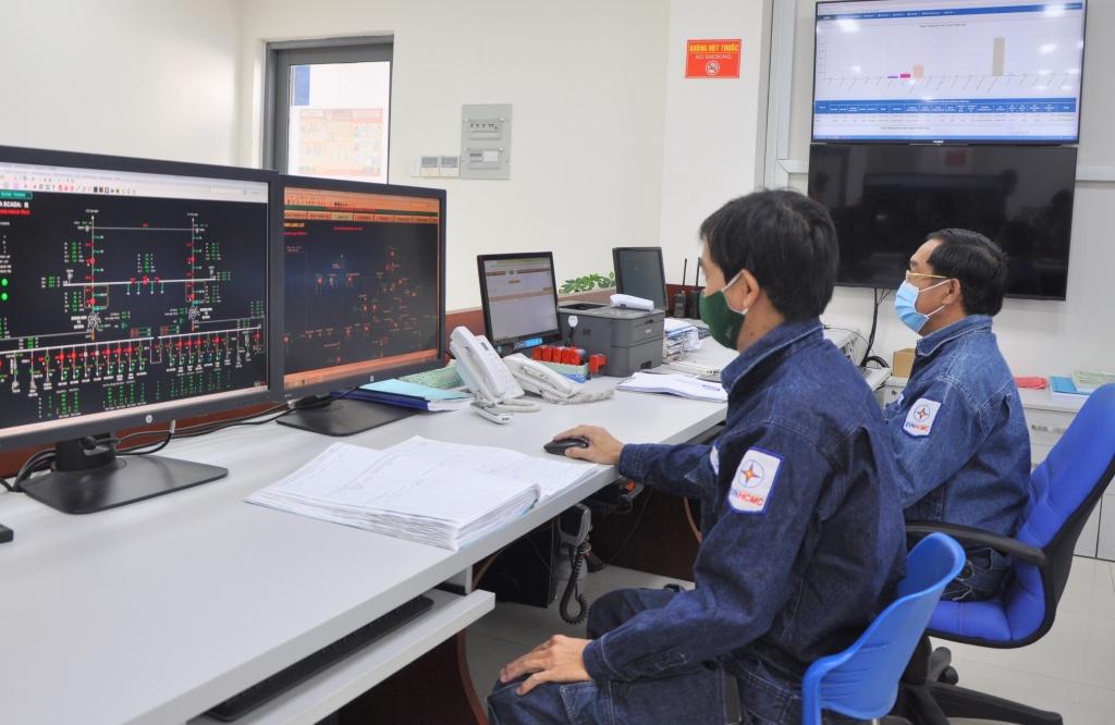 Đảm bảo điện cho kỳ thi tốt nghiệp THPT tại TP HCM