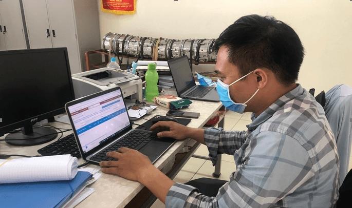Trường THCS Phan Chu Trinh (Ba Đình) thử nghiệm hệ thống tuyển sinh trực tuyến