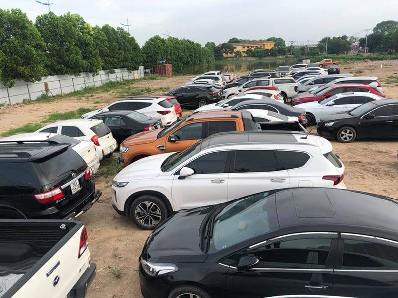 Khởi tố các đối tượng trong đường dây tiêu thụ gần 100 xe ô tô trộm cắp ở Hà Nội