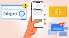 Tạm dừng cung cấp dịch vụ các số điện thoại nhắn tin và cuộc gọi rác