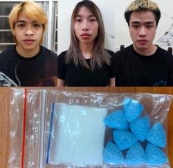 Hà Nội: Tạm giữ hình sự các đối tượng mua bán trái phép chất ma túy