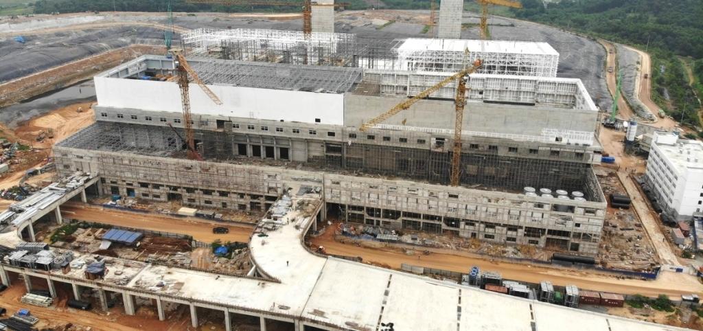Hà Nội đẩy nhanh tiến độ xây dựng các nhà máy đốt rác, phát điện