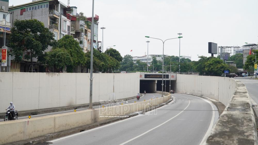 Theo Sở GTVT Hà Nội, thời gian thực hiện dự án dự kiến kéo dài 30 ngày (từ ngày 30/7 - 2/9)