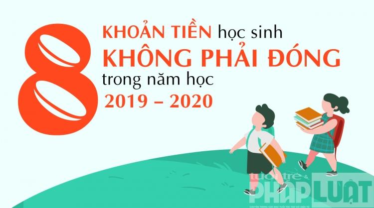 hoc sinh khong phai dong nhung khoan tien truong nao