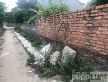 ubnd huyen viet yen chi dao lam ro thong tin con duong 40m lam gan 2 nam khong xong