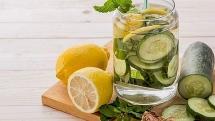 Đồ uống giúp bạn giảm cân trong 3 tuần
