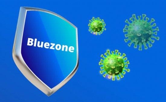 Ứng dụng khẩu trang điện tử Bluezone là gì?