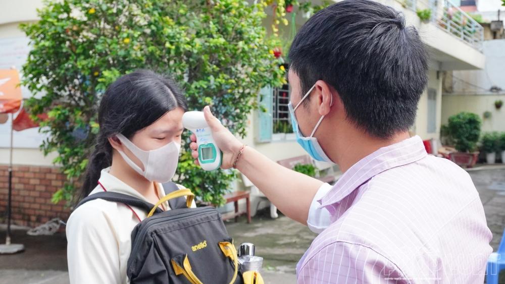 Hải Dương: Xét nghiệm SARS-CoV-2 cho học  sinh, sinh viên từ các địa phương khác