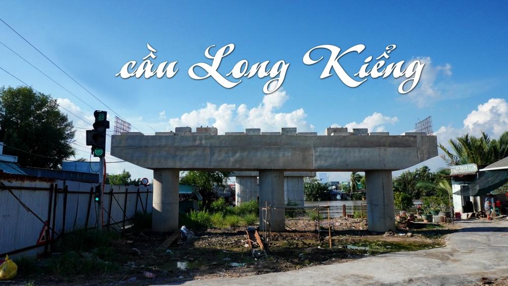 TP Hồ Chí Minh: Xây dựng gần 20 năm mới hoàn thành xong trụ cầu