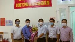 BSR bàn giao hệ thống máy xét nghiệm SARS-CoV-2 phục vụ người dân Quảng Ngãi