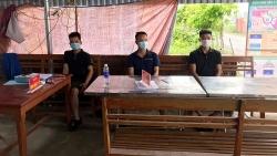 Hải Phòng: nhóm thanh niên 9X gây rối tại chốt kiểm soát