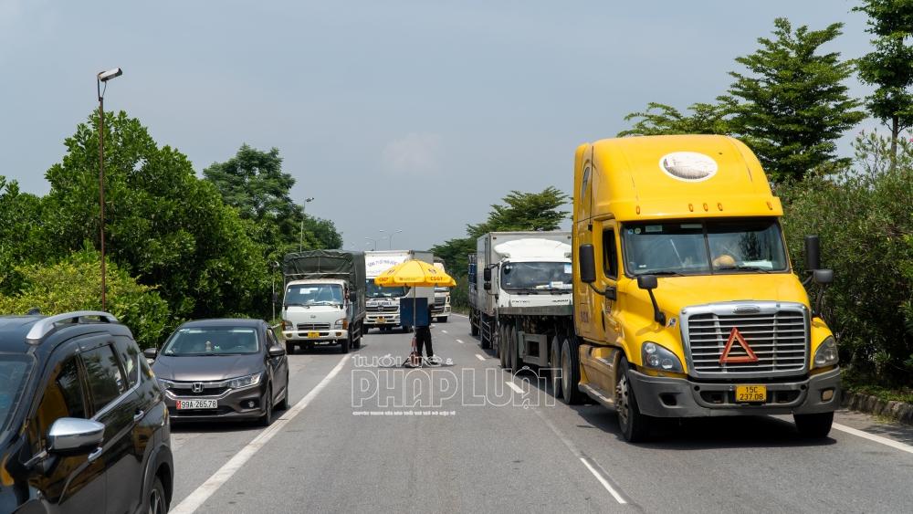 Hải Phòng: Kiểm soát, giám sát và bố trí ăn nghỉ tập trung cho lái, phụ xe đường dài