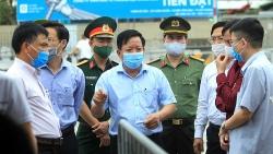 Hải Phòng: Thành lập chốt phụ tại huyện Vĩnh Bảo từ 18h ngày 6/8