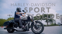 harley davidson sport glide gia gan 1 ty de bien hinh theo y chu nhan