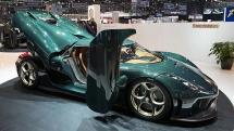 Siêu xe Koenigsegg Regera lập kỷ lục tốc độ mới, vượt mặt quái vật Bugatti