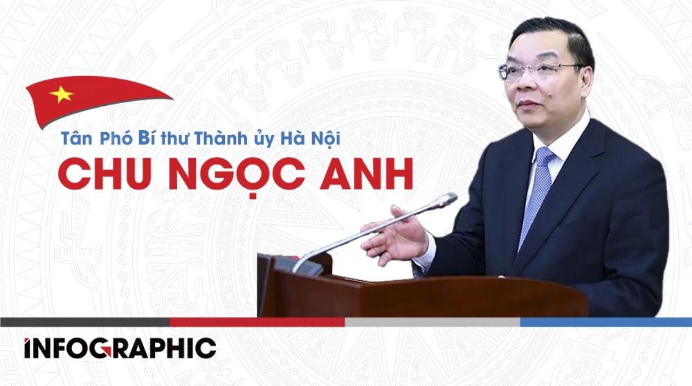Chân dung tân Phó Bí thư Thành ủy Hà Nội Chu Ngọc Anh