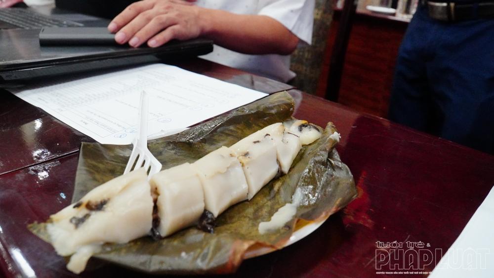 Sản phẩm bánh tẻ Phú Nhi với truyền thống lâu đời tại thị xã Sơn Tây