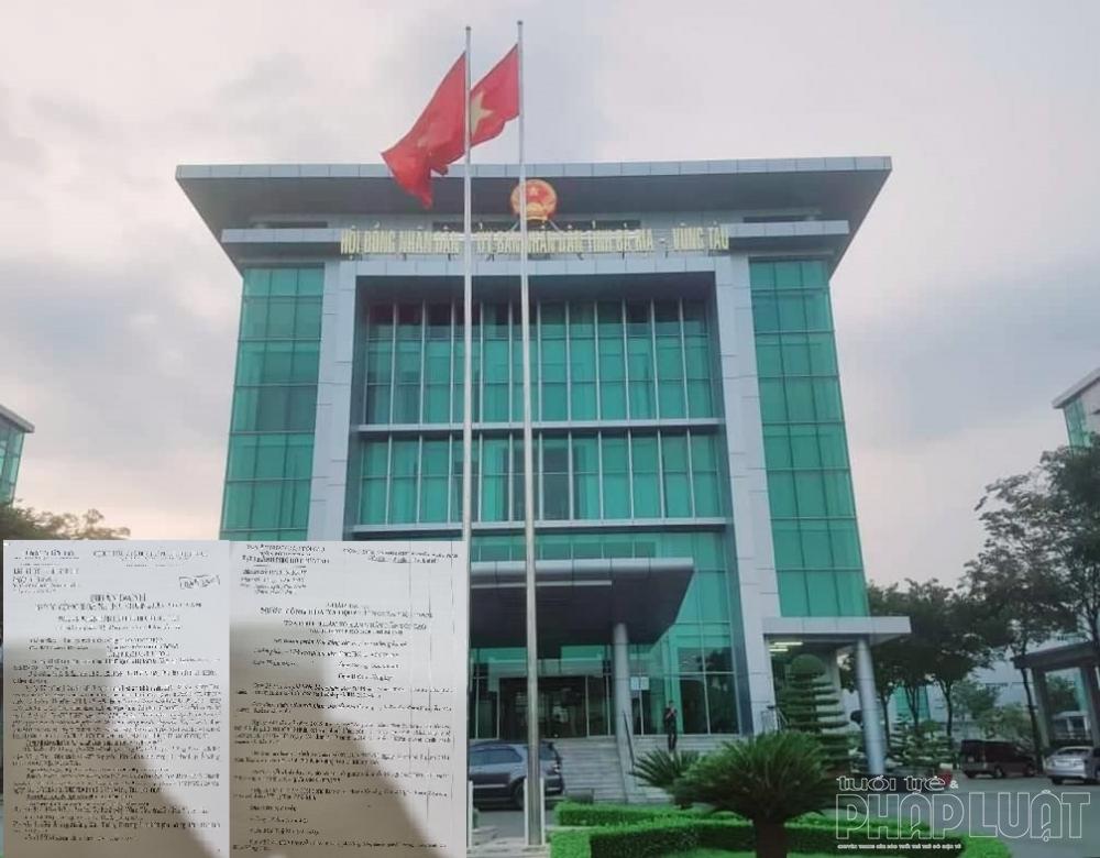 UBND tỉnh Bà Rịa - Vũng Tàu liên tục bị thua kiện và dùng dằng việc thi hành án