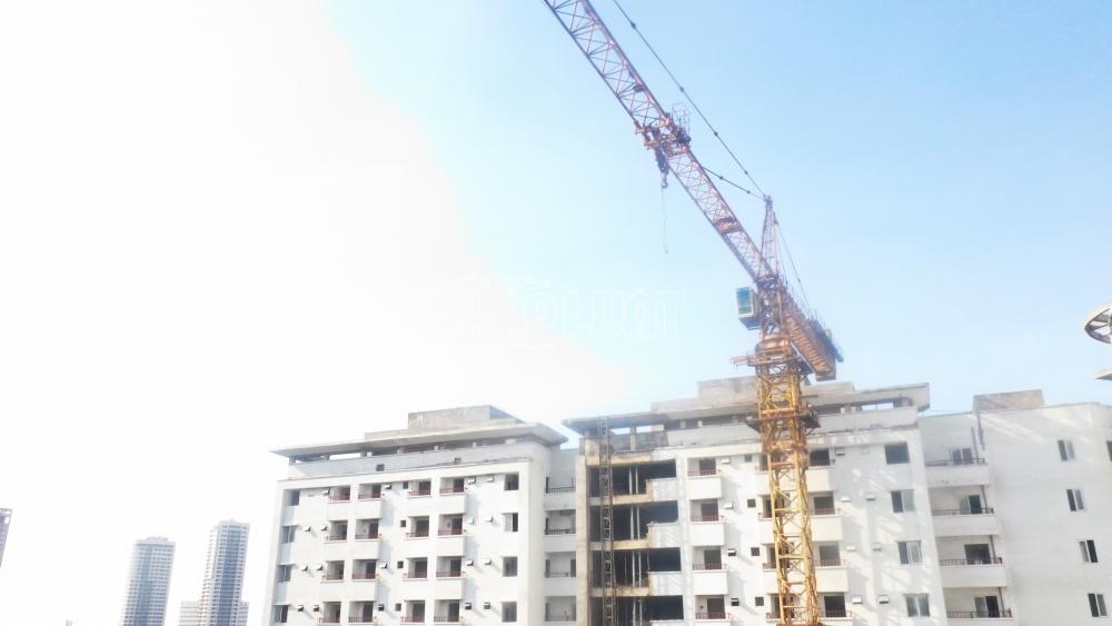 Dự án nhà ở tái định cư: Hàng chục tỷ đồng phơi nắng, phơi sương