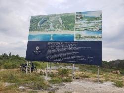Dự án Vũng Tàu Regency: Hết xây dựng không phép lại ngang nhiên lấn chiếm đất công