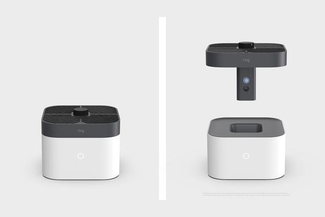 Always Home Cam là một chiếc drone tự động, nó sẽ có thể bay vòng vòng quanh nhà