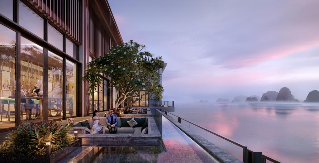 InterContinental Residences Halong Bay củng cố sự hiện diện của thương hiệu tại thủ phủ du lịch của Việt Nam