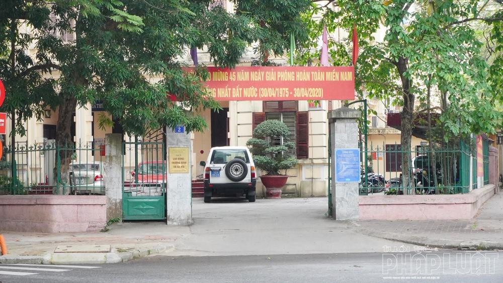Sở Lao động – Thương binh và Xã hội TP Hải Phòng có văn bản giải quyết tình trạng người lang thang trên địa bàn