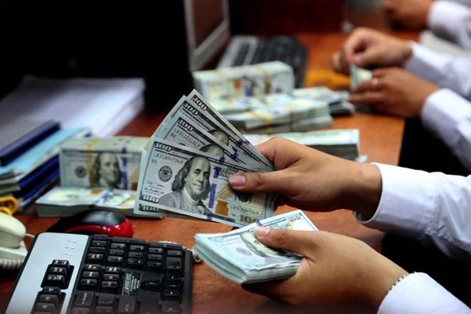 Tỷ giá ngoại tệ 1/10: Đồng bạc xanh giảm nhẹ,