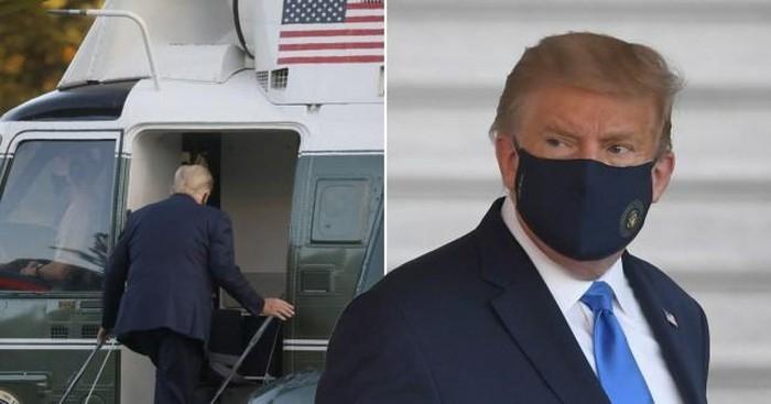 Ông Trump nhập viện, hướng đi nào cho chặng đường tranh cử?